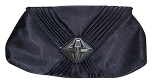 7 For All Mankind Black Clutch