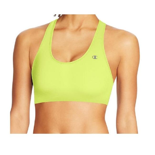 Preload https://img-static.tradesy.com/item/23104414/champion-yellow-the-absolute-comfort-racerback-xl-activewear-sports-bra-size-16-xl-plus-0x-0-0-650-650.jpg