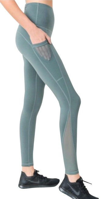 Preload https://img-static.tradesy.com/item/23104508/light-teal-blue-m-mesh-yoga-pants-with-pockets-high-waist-not-see-through-activewear-leggings-size-8-0-5-650-650.jpg