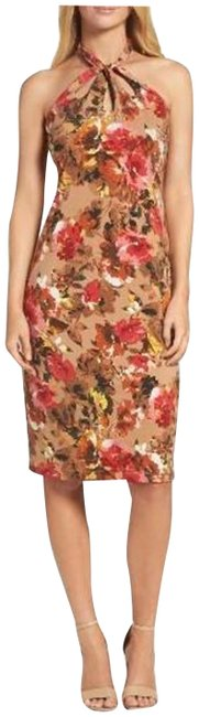 Preload https://img-static.tradesy.com/item/23104627/taylor-multi-color-floral-3-keyhole-halter-style-no-9028m-mid-length-cocktail-dress-size-6-s-0-1-650-650.jpg