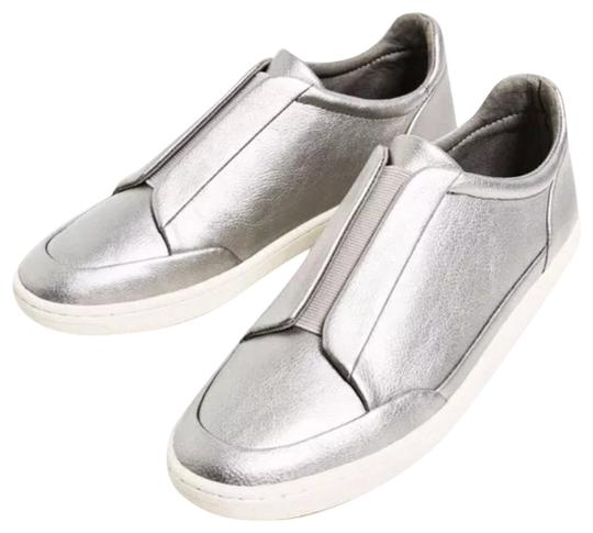 Preload https://img-static.tradesy.com/item/23105105/zara-silver-laminated-stretch-sneakers-flats-size-us-75-regular-m-b-0-1-540-540.jpg