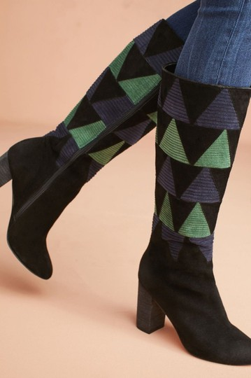 Anthropologie Multicolor Boots