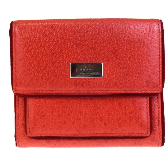 Preload https://img-static.tradesy.com/item/23105631/gucci-red-logos-bifold-purse-leather-velor-italy-wallet-0-0-540-540.jpg