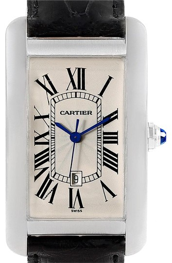 Preload https://img-static.tradesy.com/item/23105779/cartier-silver-tank-americaine-large-18k-white-gold-w2603256-watch-0-1-540-540.jpg