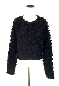 Helmut Lang Cropped Sweater