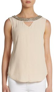 Twelfth St. by Cynthia Vincent Top Nude Blush