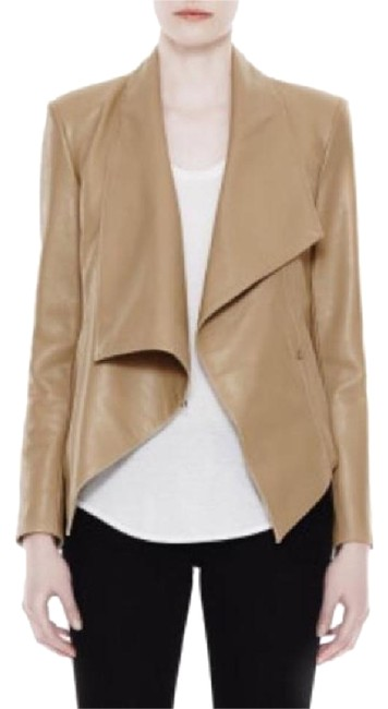 Preload https://img-static.tradesy.com/item/23106123/helmut-lang-tan-overlap-petal-leather-jacket-size-2-xs-0-1-650-650.jpg