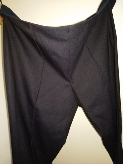 The Row Skinny Pants Very dark midnight blue