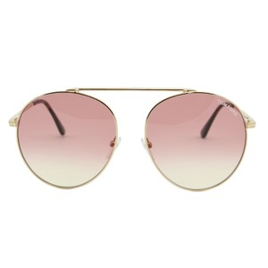 2322853a42b Tom Ford New TF 2018 Simone-02 FT-0571 Metal Round Oversize Pantos  Sunglasses