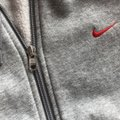 Nike Gray/Red Activewear Outerwear Size 4 (S) Nike Gray/Red Activewear Outerwear Size 4 (S) Image 5