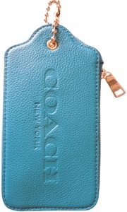 Coach Dog Tag Coin Purse