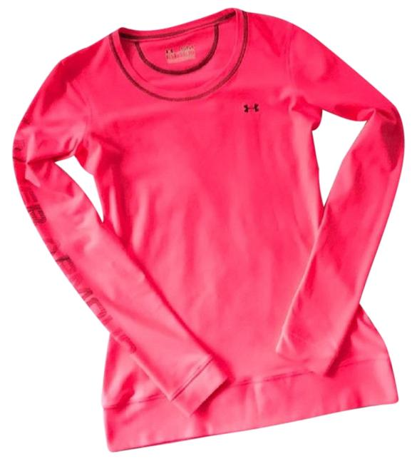 Preload https://img-static.tradesy.com/item/23106489/under-armour-pink-allseasongear-fitted-tech-shirt-activewear-top-size-2-xs-0-1-650-650.jpg