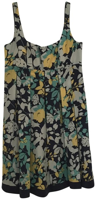 Preload https://img-static.tradesy.com/item/23106505/max-and-cleo-blue-floral-mid-length-short-casual-dress-size-8-m-0-1-650-650.jpg