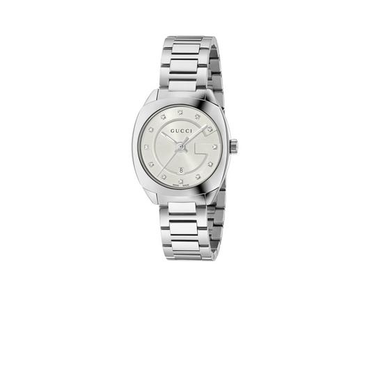 Preload https://img-static.tradesy.com/item/23106575/gucci-stainless-steel-ya142504-watch-0-0-540-540.jpg