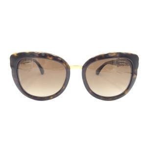 Chanel Polarized Brown Gradient Butterfly Fall 5356 c.714/S9 Sunglasses