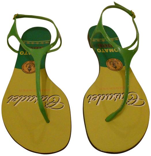Preload https://img-static.tradesy.com/item/23107177/casadei-green-softymetal-pistachio-condensed-tomato-patent-leather-sandals-size-eu-395-approx-us-95-0-1-540-540.jpg