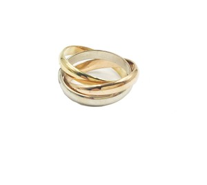 Cartier Cartier TRINITY RING, CLASSIC B4052700 Size 49