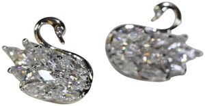 Other New 925 Silver Swarovski Crystal Earrings