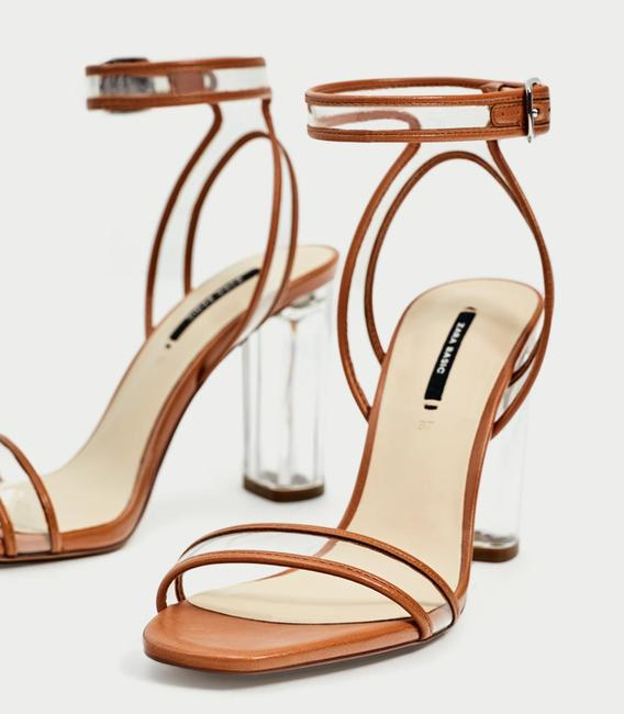 Vince Camuto Nude Sandals Size US 6 Regular (M, B) - Tradesy