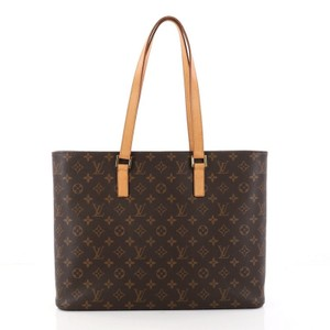 Louis Vuitton Luco Handbag Tote in Monogram
