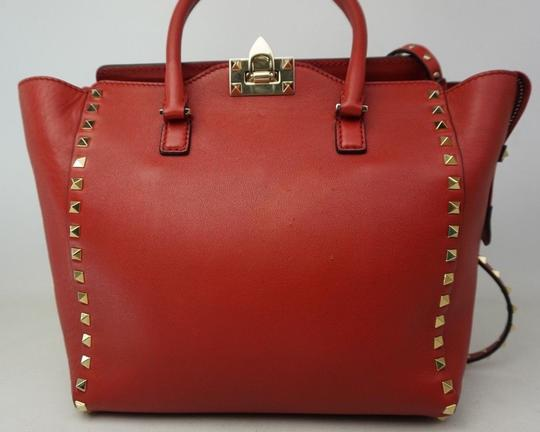 Valentino Tote in Red Image 1