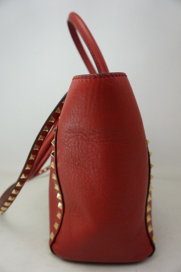 Valentino Tote in Red Image 3