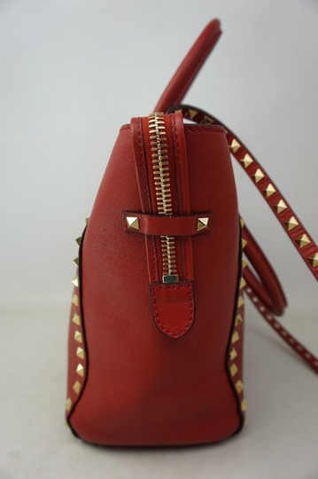 Valentino Tote in Red Image 4