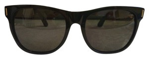 Super Super Sunglasses Black & Gold
