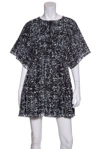 Chanel short dress Black and White on Tradesy