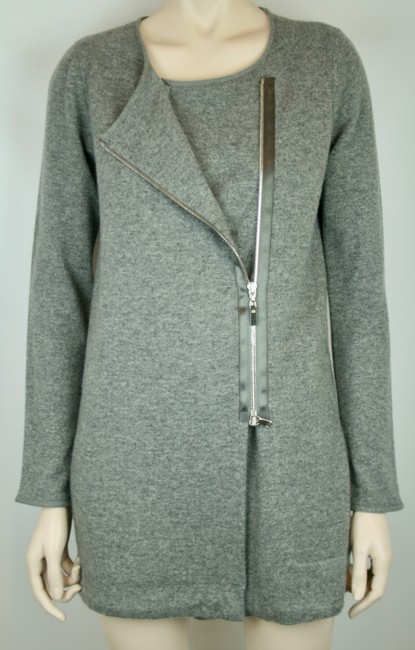 Brunello Cucinelli Cashmere Tunic Dress Sweater Image 1