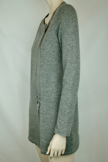 Brunello Cucinelli Cashmere Tunic Dress Sweater Image 3