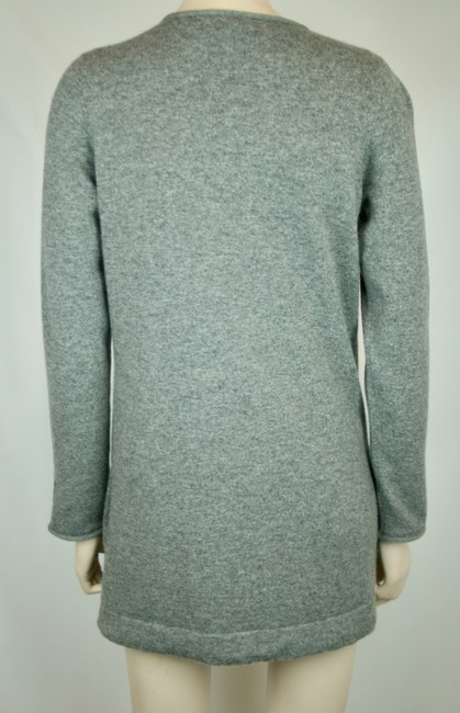 Brunello Cucinelli Cashmere Tunic Dress Sweater Image 4