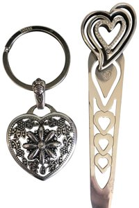 Brighton Heart bookmark and key chain