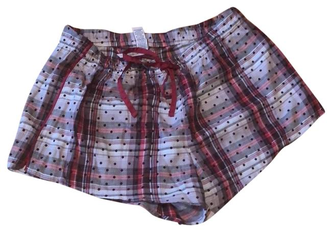 Item - Red Plaid Shorts Size 4 (S, 27)