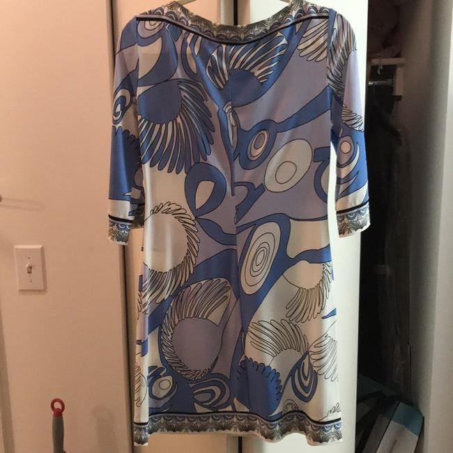 Julie Dillon short dress blue and white on Tradesy Image 1