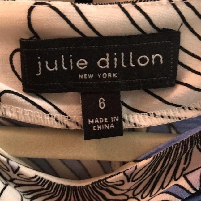 Julie Dillon short dress blue and white on Tradesy Image 3