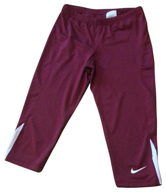 Item - Maroon Activewear Bottoms Size 8 (M)