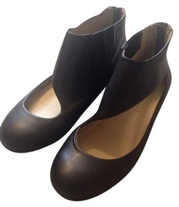Mea Shadow Black Flats