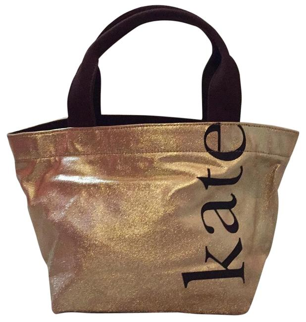 Item - Gold Canvas Tote