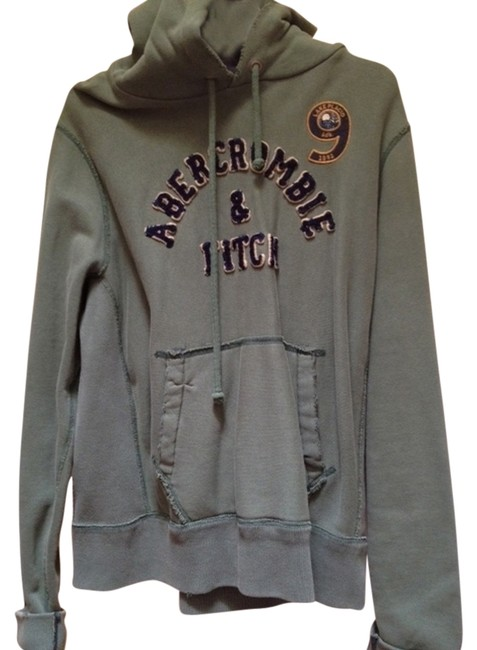 Preload https://item3.tradesy.com/images/abercrombie-and-fitch-green-with-blue-writing-and-patch-lake-placid-sweatshirthoodie-size-18-xl-plus-2310932-0-1.jpg?width=400&height=650