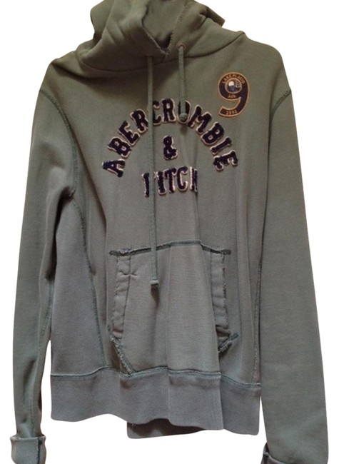 Preload https://img-static.tradesy.com/item/2310932/abercrombie-and-fitch-green-with-blue-writing-and-patch-lake-placid-sweatshirthoodie-size-18-xl-plus-0-2-650-650.jpg