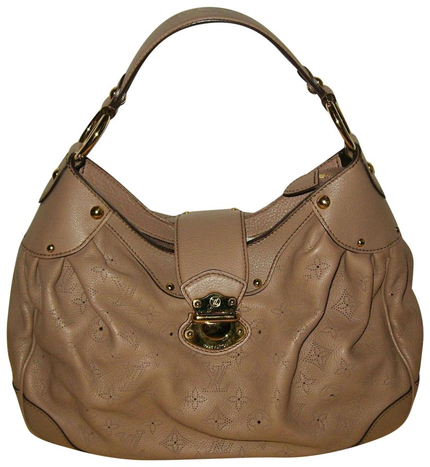 eae773e790d4 Louis Vuitton Mahina Solar Pm Poudre Leather Hobo Bag - Tradesy
