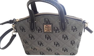 Dooney & Bourke Monogram Cross Body Bag