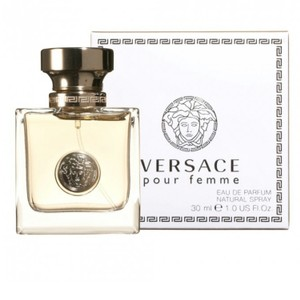 Versace VERSACE POUR FEMME BY VERSACE-EDP-1.0 OZ-30ML-ITALY