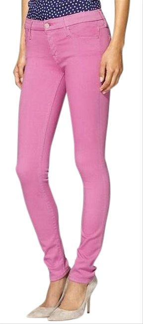 Item - Atomic Pink 'the Looker' Style: 1001-168 Skinny Jeans Size 6 (S, 28)