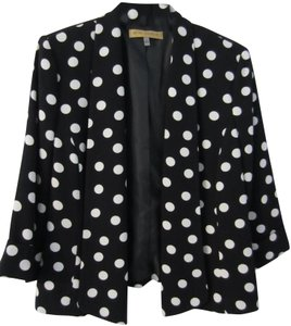 Nipon Boutique Black & White Blazer