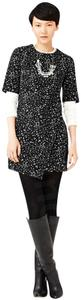 Kate Spade short dress Multi-Color Buckle At Hip Elbow Sleeves 98% Cotton Hits At Thigh Hidden Zip on Tradesy