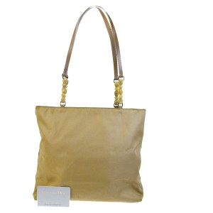 Dior Made In Italy Tote in Beige