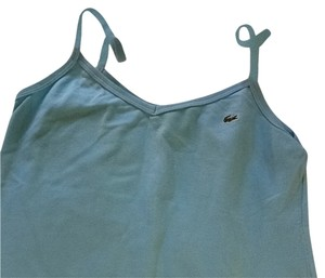 Lacoste short dress Robins Egg Blue on Tradesy