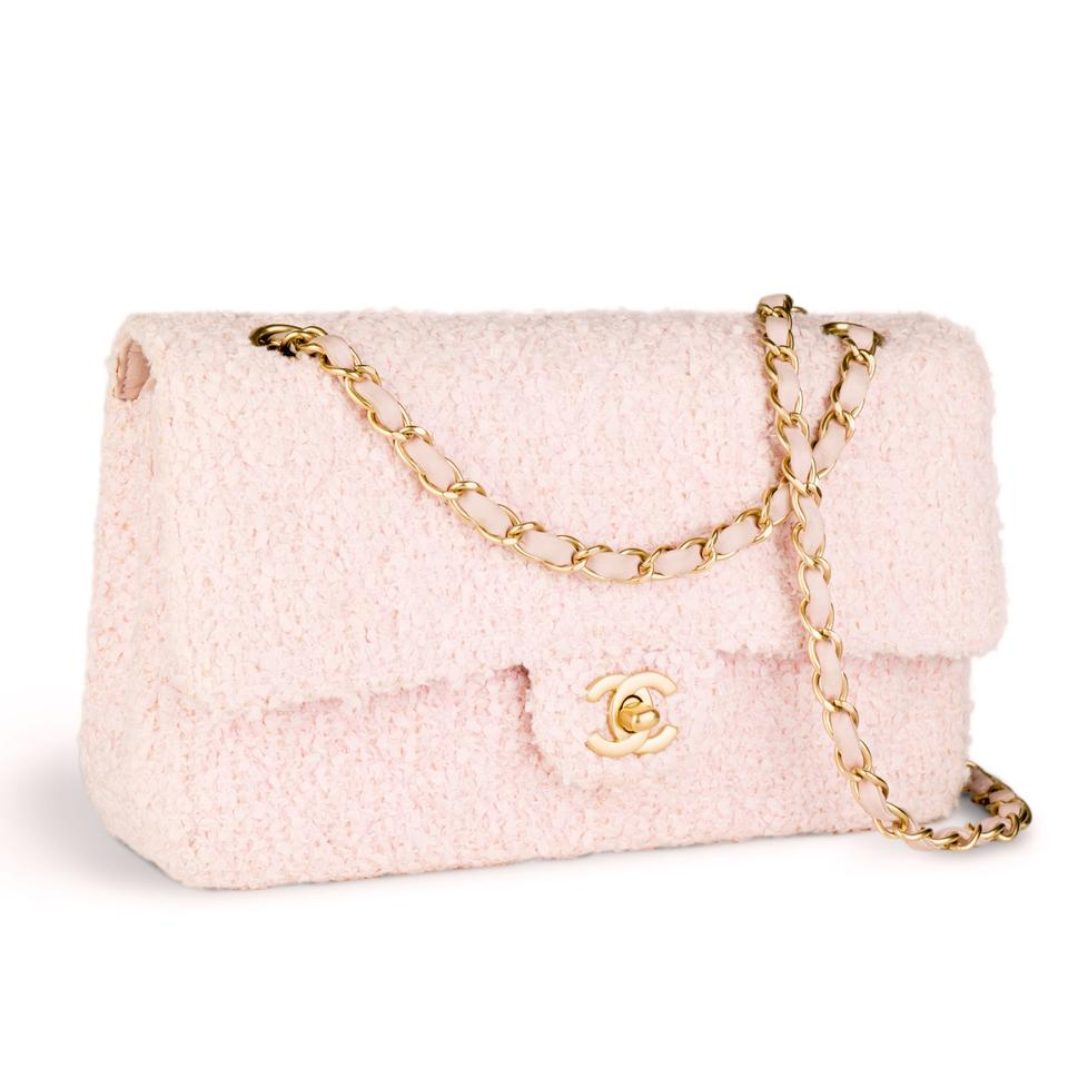 4f3f041d13b4 Chanel Classic Flap 2.55 Reissue Rare Limited Edition Classic Pink ...